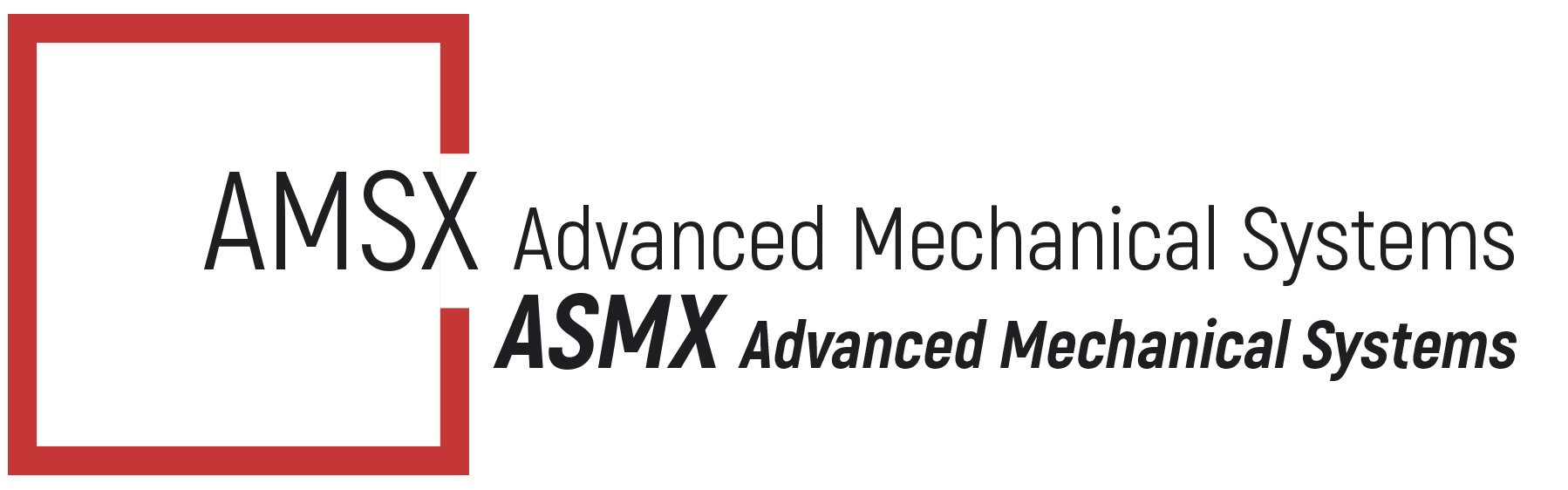 ASMX Advanced Mechanical Systems